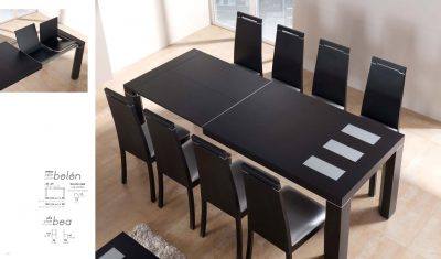 Belen Table, Bea Chairs