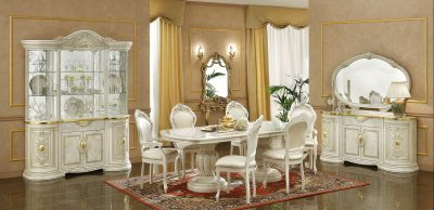 Collections Camel Gold Bedroom and Dining Collection, Italy Leonardo Additional Items
