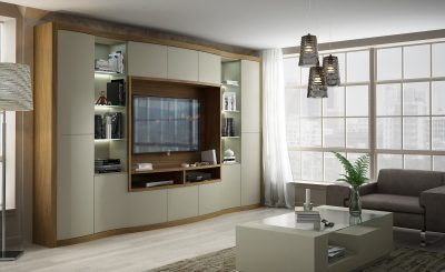 Brands Fenicia Wall Units, Spain Fenicia Wall Unit Salon 03