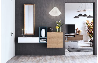 Brands Ckron Wall Unites Composition CK30 HALLWAY