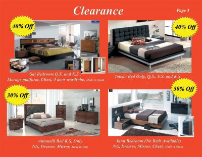 Clearance 2016  Clearance Brochure Page 3