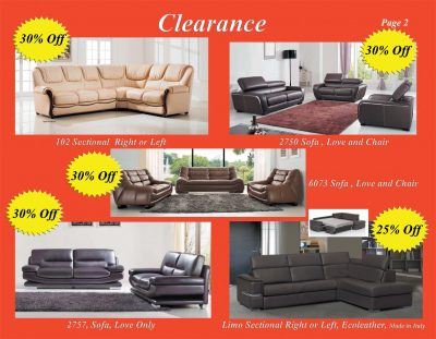 Clearance 2016  Clearance Brochure Page 2