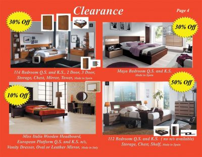 Clearance 2016  Clearance Brochure Page 4