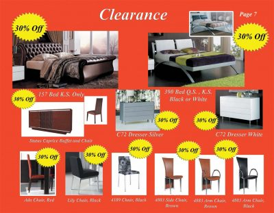 Clearance 2016  Clearance Brochure Page 7