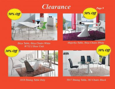 Clearance 2016  Clearance Brochure Page 9