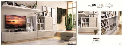 Collections Duo Wall Units DUO 09