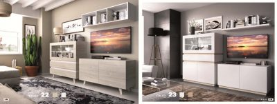 Collections Duo Wall Units DUO 22_23