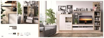 Collections Duo Wall Units DUO 45