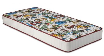 Collections Dupen Mattresses and Frames, Spain JUVENILE AND BABY MATTRESSES  COMIC