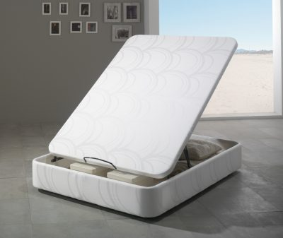 Collections Dupen Mattresses and Frames, Spain STORAGE DIVANS AND UPHOLSTERED BASES DINAMIC