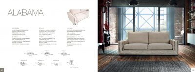 Collections Elkfo Living Room, Classic Sofas and Chairs Alabama