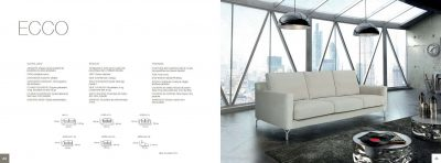 Collections Elkfo Living Room, Classic Sofas and Chairs Ecco