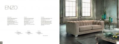 Collections Elkfo Living Room, Classic Sofas and Chairs Enzo