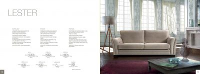 Collections Elkfo Living Room, Classic Sofas and Chairs Lester