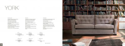 Collections Elkfo Living Room, Classic Sofas and Chairs York
