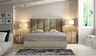 Collections Fenicia  Modern Bedroom Sets, Spain Fenicia Composition 9 / comp 607