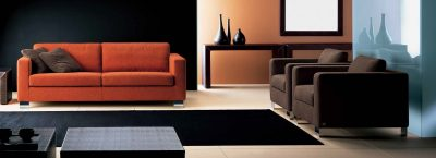 Collections Formerin Modern Living Room, Italy Bogart