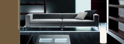 Collections Formerin Modern Living Room, Italy Delon