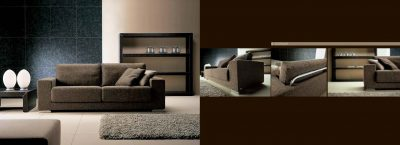 Collections Formerin Modern Living Room, Italy Douglas