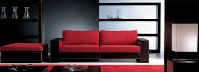 Collections Formerin Modern Living Room, Italy Moore