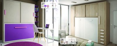 Collections Joype Kids Bedrooms, Spain Composition 27&28