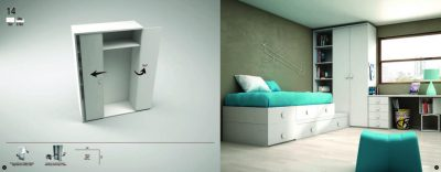 Collections Joype Kids Bedrooms, Spain Composition 14