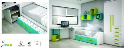 Collections Joype Kids Bedrooms, Spain Composition 17