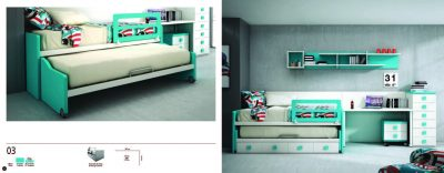 Collections Joype Kids Bedrooms, Spain Composition 3