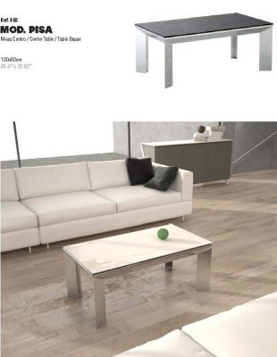 Collections Marcello Ibanez  Modern  Casual Dining Room Spain Pisa & Roma Table