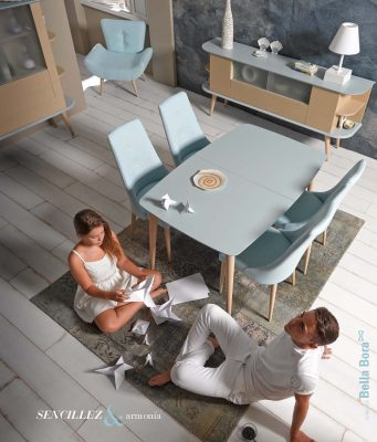 Collections Marcello Ibanez  Modern  Casual Dining Room Spain Bella Bora Dining