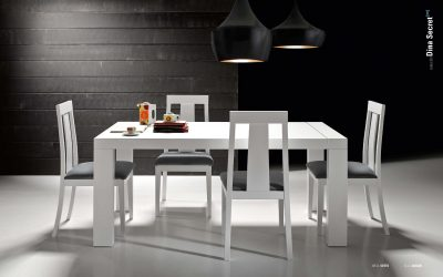 Collections Marcello Ibanez  Modern  Casual Dining Room Spain Dina Secret Dining