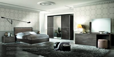 Collections Camel Modern Collection, Italy Platinum Bedroom  Additional Items