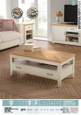 Collections Panamar Coffee Tables 928.112.P
