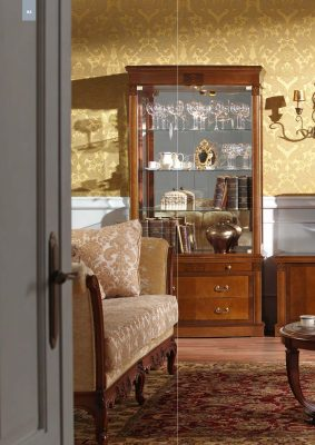 Collections Panamar Dining Room, Spain Display Cabinets