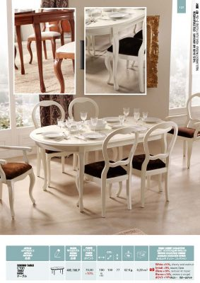 Collections Panamar Dining Room