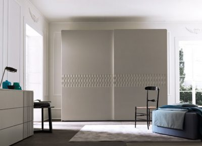 Collections SMA Modern Bedroom Wardrobes, Italy LIDO