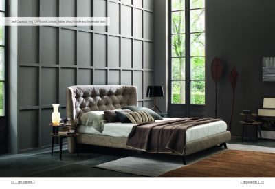 Collections SMA Modern Bedrooms, Italy CAPRICCIO BED