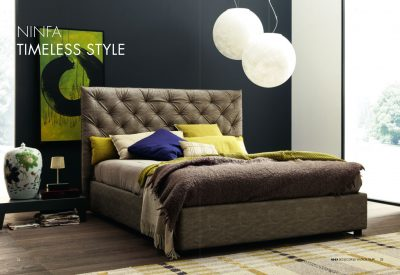 Collections SMA Modern Bedrooms, Italy NINFA BED