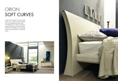 Collections SMA Modern Bedrooms, Italy ORION BED