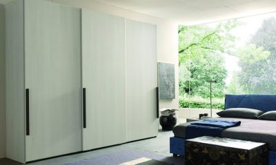 Collections SMA Modern Bedroom Wardrobes, Italy STYLE