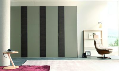 Collections SMA Modern Bedroom Wardrobes, Italy VERTICAL