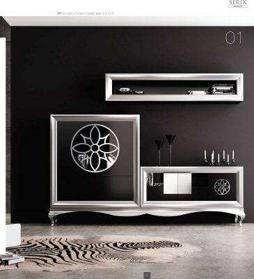 Collections Serik  Wall Unit Collection, Spain