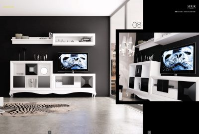 Collections Serik  Wall Unit Collection, Spain SERIK 08