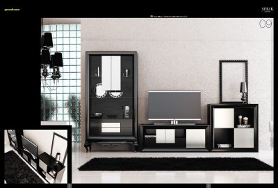 Collections Serik  Wall Unit Collection, Spain SERIK 09