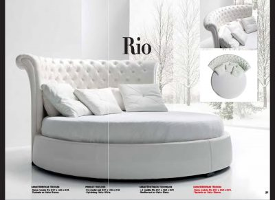 Collections VYM Modern Beds, Special Order Rio